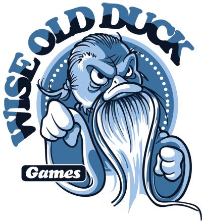 Wise Old Duck Games Logo